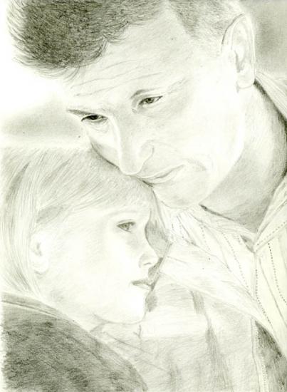 Sean Penn por Shige